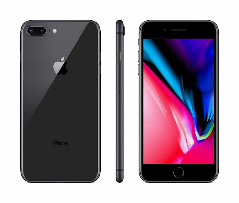 buy cheap iPhone 8 Plus, 64GB, Space Gray