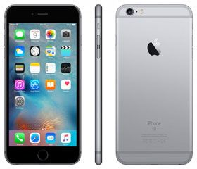 buy cheap iPhone 6s Plus, 32GB, Space Gray