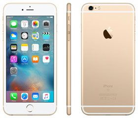 buy cheap iPhone 6s Plus, 32GB, Gold